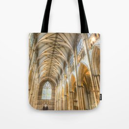 York Minster Cathedral Tote Bag