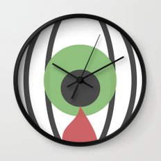 saures haus Wall Clock
