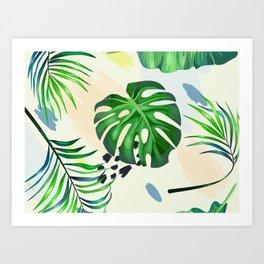 Quintana Art Print