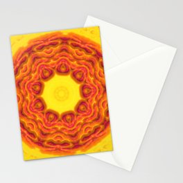Inside a microwave Stationery Cards
