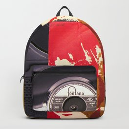 JE T'AIME, MOI NON PLUS Backpack