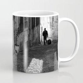 Leaving Lisbon Coffee Mug