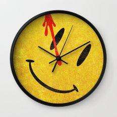 The Watchmen (Super Minimalist series) Wall Clock
