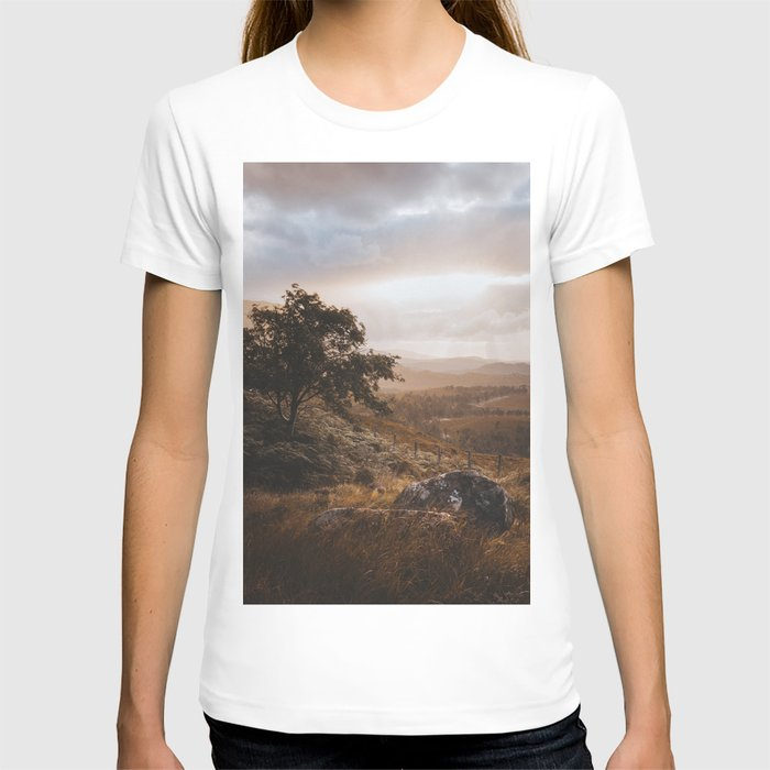 Wester Ross - Landscape and Nature Photography T-shirt