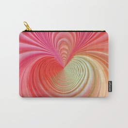 Pastel energy swirl Carry-All Pouch