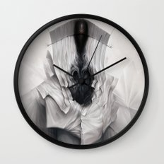 Cloth Architect Wall Clock