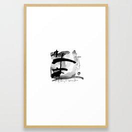 Tao Of Healing No. 29I by Kathy Morton Stanion Framed Art Print
