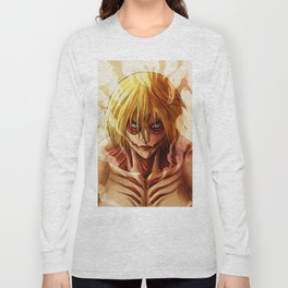 Annie leonhardt Titan Artwork Long Sleeve T-shirt