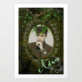 Adam Parrish 1 Art Print