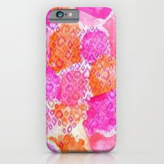The skin of Pink Cheetah iPhone 6s Slim Case