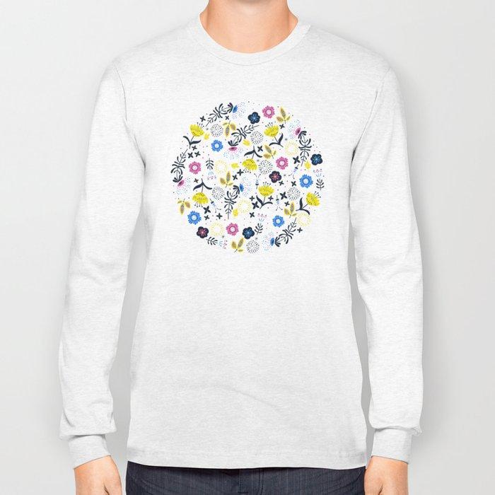 Fresh Flora Long Sleeve T-shirt
