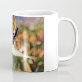 Crane Flower | Watercolor Coffee Mug