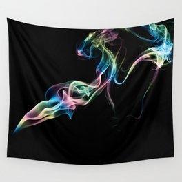 Smokey 5 Wall Tapestry