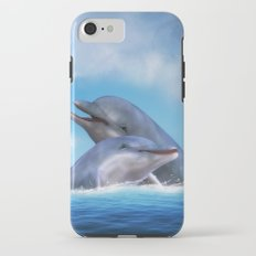 Dolphins Tough Case iPhone 7