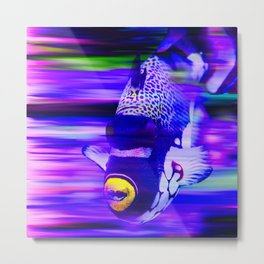 ANGEL FISH Metal Print
