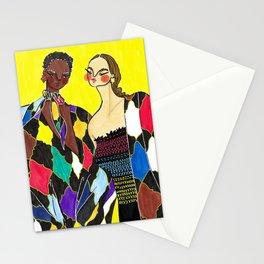 Alice + Olivia Girls in Spring 2019 no. 2 Stationery Cards