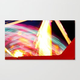 Lights at the Fair Canvas Print