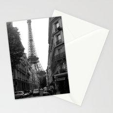 Around the Corner - Paris Stationery Cards