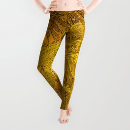 German Imperial Eagles... oldest and newest Leggings