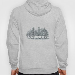 Old Pines  Hoody