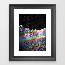 Colourscape Framed Art Print
