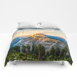 Heaven and Earth, Yosemite Comforters