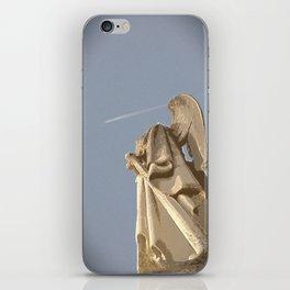 Angel Contrail iPhone Skin