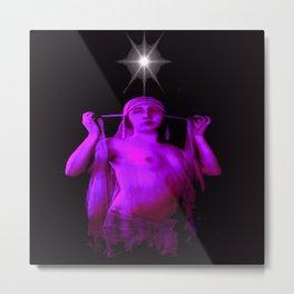 Dance into the Light Metal Print