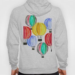 Hot Air Balloon Hoody