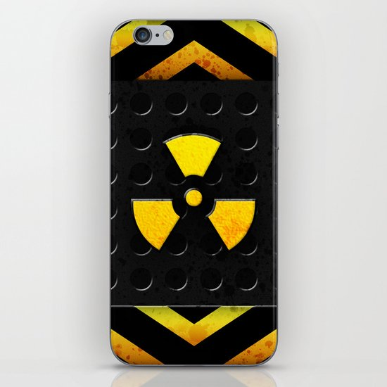 Nuclear Reactor iPhone & iPod Skin