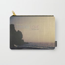 Summer Love... One year later Carry-All Pouch
