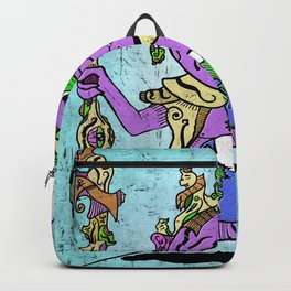 Gautama Buddha Backpack