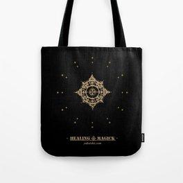 Healing Magick III (oneness) Tote Bag
