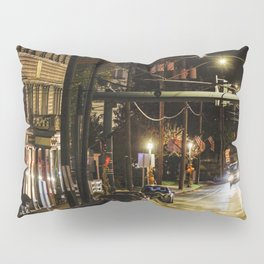 Small town America Pillow Sham