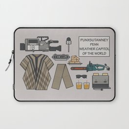 Groundhog Day - Essential items Laptop Sleeve