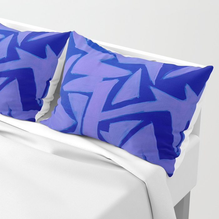 Electric Pop Pillow Sham