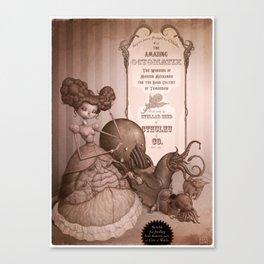 Octomatix Canvas Print