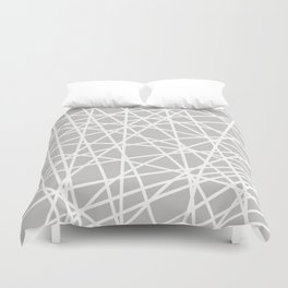 Lazer Dance Duvet Cover