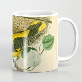 Busy Birds Coffee Mug