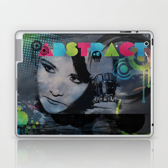 Abstract Vision Laptop & iPad Skin