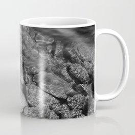Under Water (Black and White) Coffee Mug