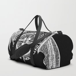 Intuition Guidance Inverse II Duffle Bag