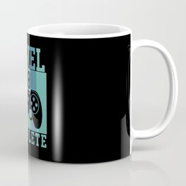 Birthday Level 18 Complete Gaming Coffee Mug