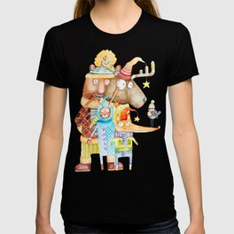 Christmas Animals T-shirt