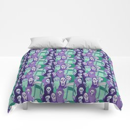 Ghoul Stripes Comforters