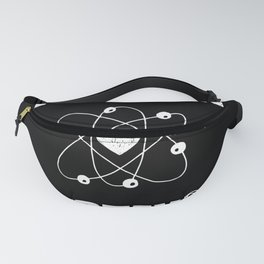 Think Like A Proton Stay Positive Fanny Pack