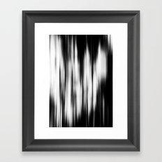 FLASHES OF MEMORY Framed Art Print