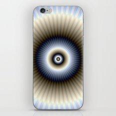 Circular Abstract iPhone & iPod Skin