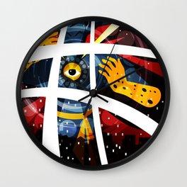 Doctor Strangegloves Wall Clock