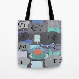 GERONIMO!! Tote Bag